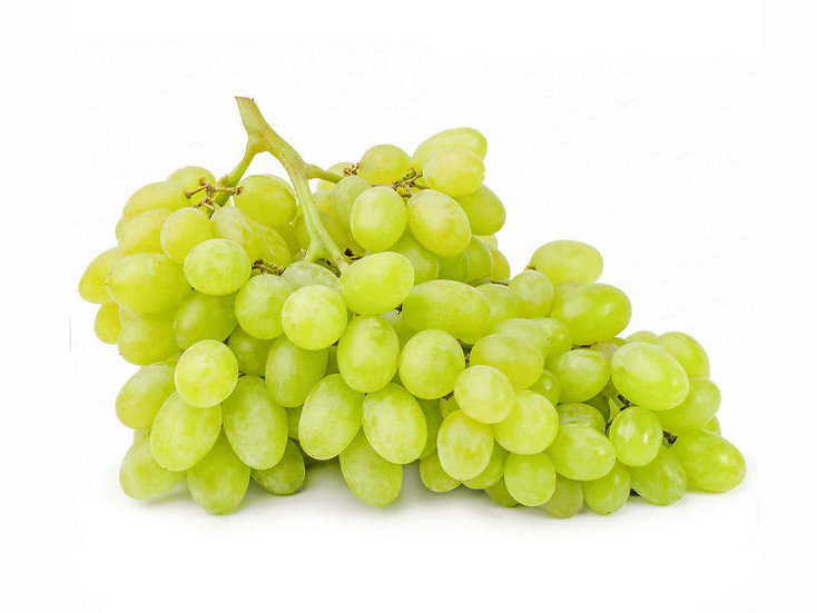 Green Seedless Grapes (500g)
