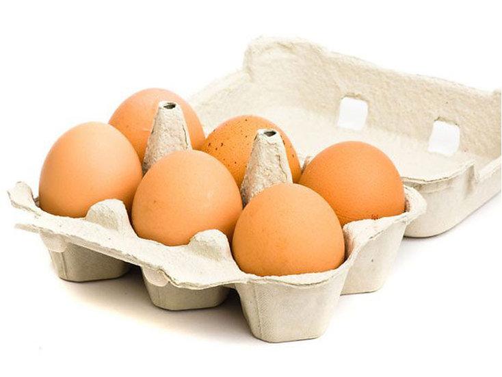 Free-Range Eggs (6)