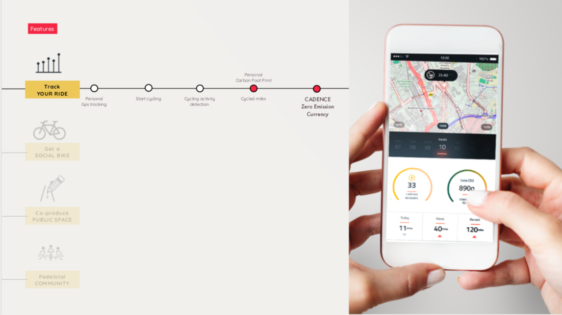 Track your ride