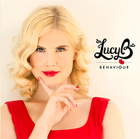 Lucy B Behaviour EP Cover.png