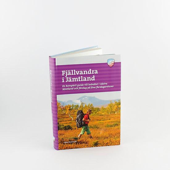 """Bok """"Fjällvandra i Jämtland"""""""