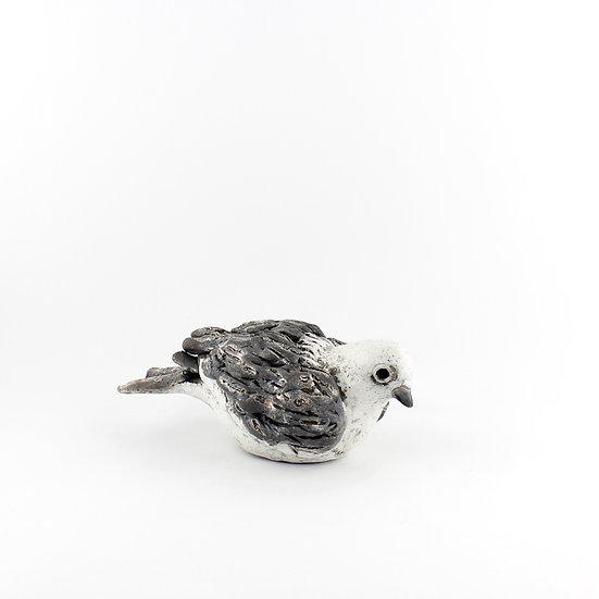 Fågel i keramik