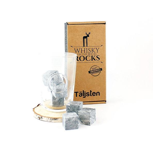 Whiskeystenar Täljsten