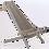 Thumbnail: Grå stol i betsad furu