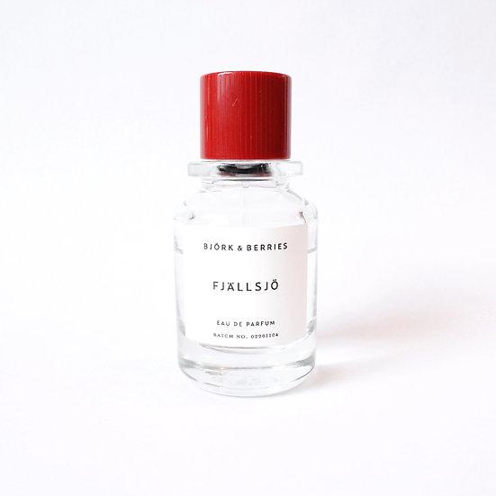 Fjällsjö Eau de Parfum Björk & Berries 50ml