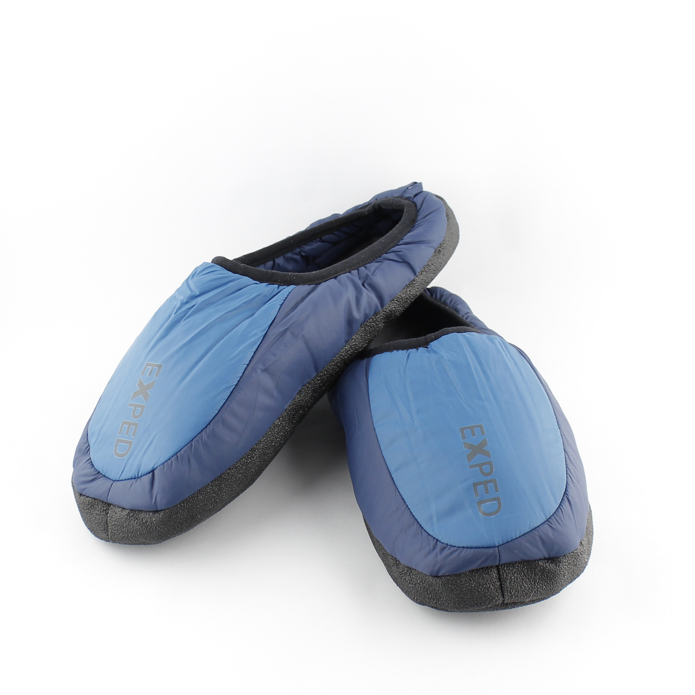 Blåa Camp Slippers
