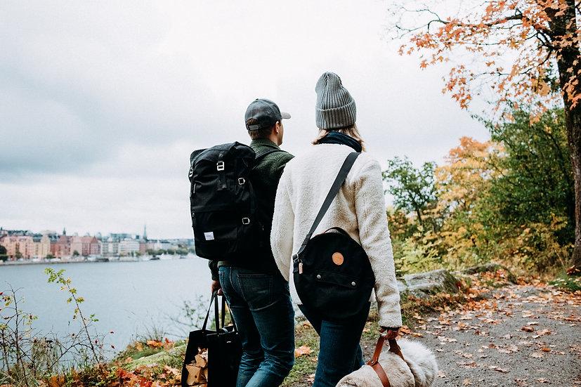 Stekhäll Dalum 30Ø, lättviktsmodell med väska