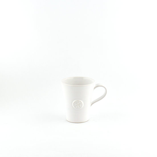 Snöflinga Kaffekopp Vit
