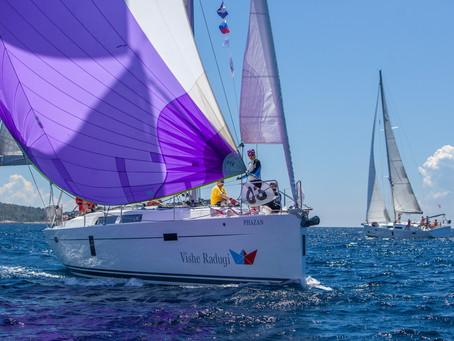 7 routes around Dalmatia