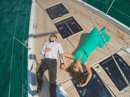 Luxury Charter Hanse 575