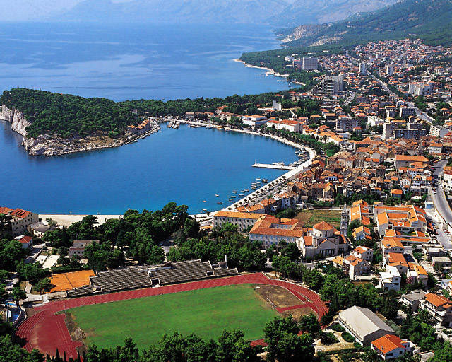 Charter Region Croatia