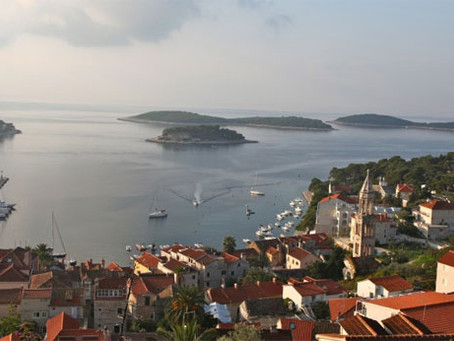 The Island of Hvar
