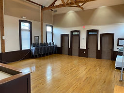 empty event space
