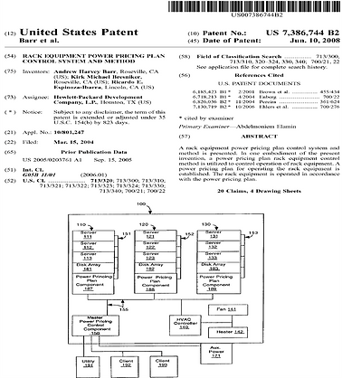 Patent 7386744 - 1.png