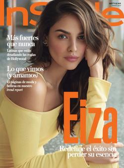 InStyle Magazine Eiza