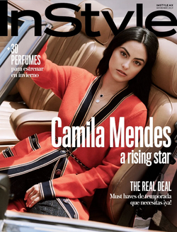 InStyle Mexico x Camila Mendes