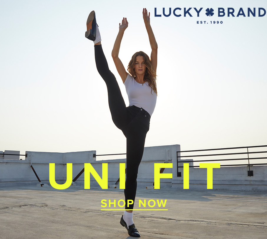 Lucky Brand Uni Fit