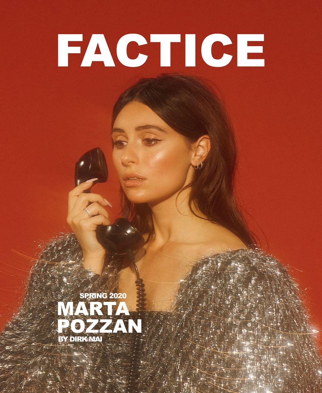 Factice Magazine x Marta Pozzan