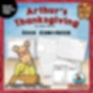 Arthur's Thanksgiving -Book Companion