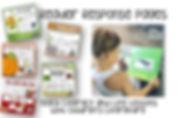 reader response pages, children's literature, MrsQuimbyReads, teaching resources
