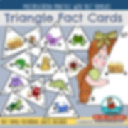 fact triangles, math, multiplication facts, learn your multipication facts, MrsQuimbyReads, teaching resources