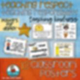 classroom management, posters to teach behavior, teaching citizenship