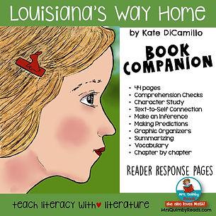 Louisiana's Way Home-Kate DiCamillo
