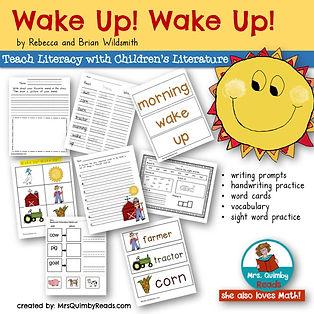 Wake-Up-Wake-Up-teaching-resouces