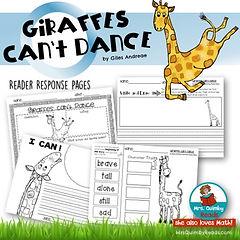 giraffes-can't-dance-book-companion
