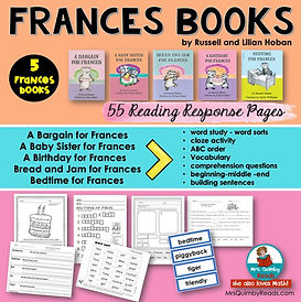 Frances Books -Children's Literature