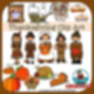 teaching resources, thanksgiving clip art, primary grades, seasonal clip art