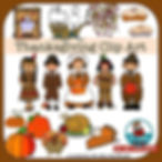 teaching resources, thanksgiving clip art, primary grades, seasonal clip art