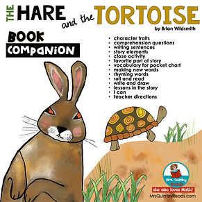 The Hare and the Tortoise-Book Companion