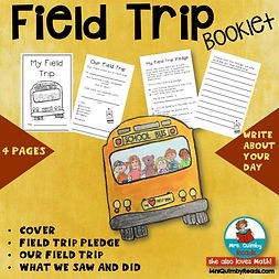 Field Trip Booklet