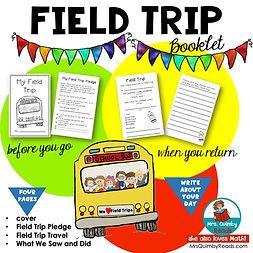 field trip writing prompts