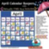 teaching resources for calendar math, April, math centers, primary grades, teaching resources