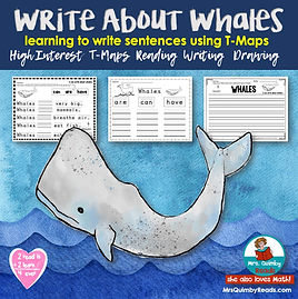 Write About Whales