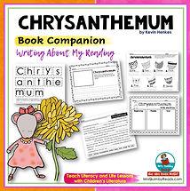 Chrysanthemum - Book Companion