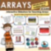 Arrays - Learning Multiplication