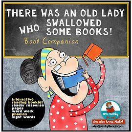 there was an old lady who swallowed some