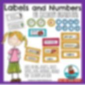 classroom organization, labels, folders, teacher notebooks, teaching resources, mrsquimbyreads