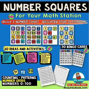numbersquares