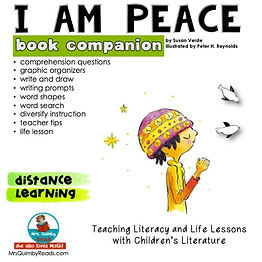 I am Peace - book companion