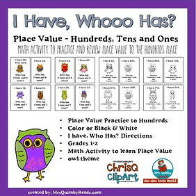 teaching place value, math, learning, teaching place value, I Have Who has, hundreds, tens, ones, elementary math, lessons for math