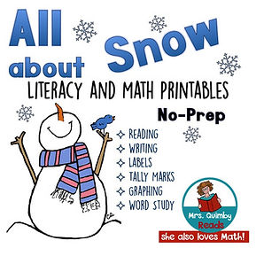 all about snow, read and write, science topics for early readers