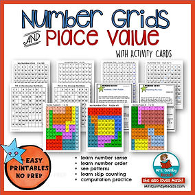 Number Grids- Place Value