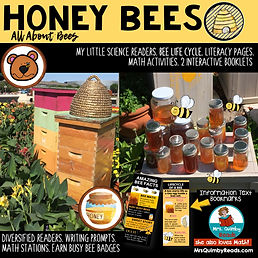 all about bees - teaching resources