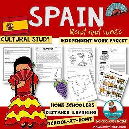 Spain | Cultural Study
