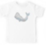 Whale T-Shirt for Kids