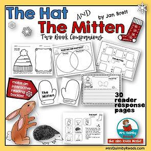 Jan-Brett-The-Hat-The-Mitten-Book-Companions